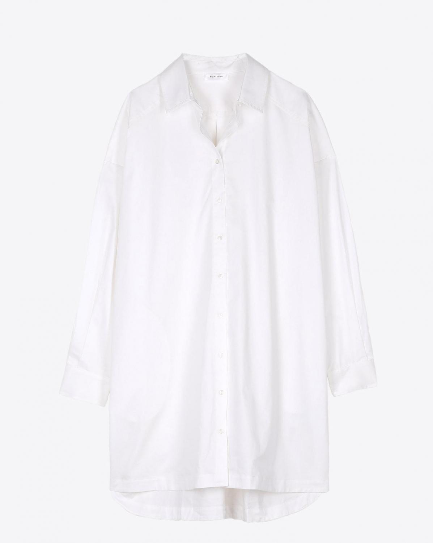 Robes Anine Bing Aubrey Dress - White