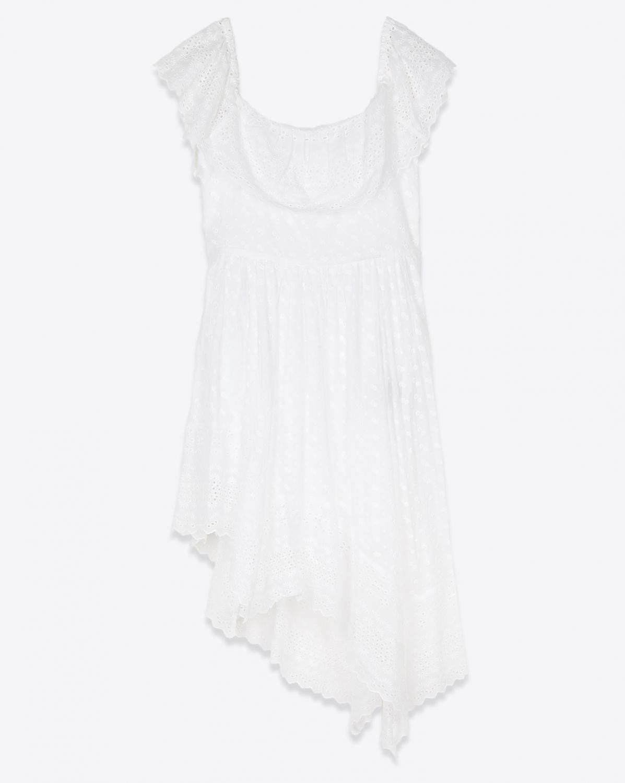 Robes Isabel Marant Etoile Timoria - White